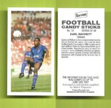 Oldham Athletic Earl Barratt 13